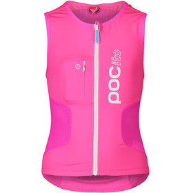 POC POCito VPD Air Gilet de protection Enfant, fluorescent pink